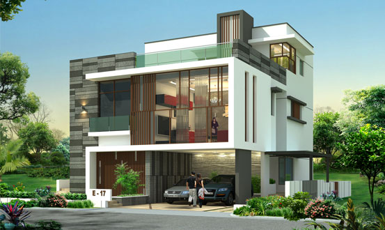 Aparna Elixir 3 Amp 4bhk Exclusive Villas On Sale 3
