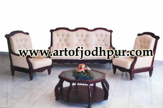 Buy Online Sofa Sets In Sheesham Wood Used Sofa For Sale In North