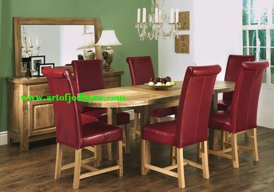 Jodhpur furniture wooden dining sets used table