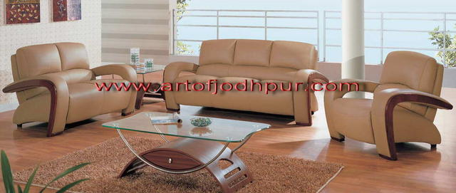 Pleasant Latest Leather Sofa Set Designs With Center Table Used Home Interior And Landscaping Pimpapssignezvosmurscom