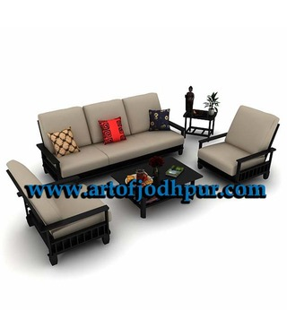 Furniture Online Wooden Sofa Set Used Sofa For Sale In Adambakkam