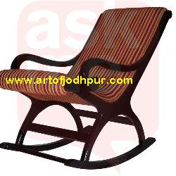 Jodhpur Handicraft Exporters Easy Rocking Chair