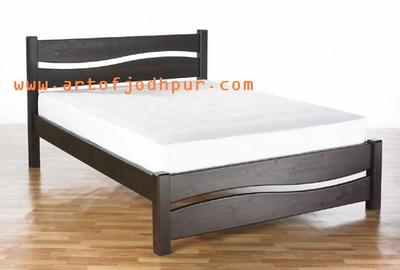 wooden furniture double beds used bed for sale in bannerghatta road bangalore. Black Bedroom Furniture Sets. Home Design Ideas