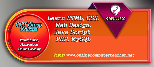 Learn Html5 Css3 Web Page Creation With Adobe Dreamweaver Basic Computer Training Software Training Animation Graphic Designing Course In Baghajatin Kolkata Click In