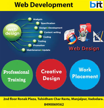 Make Your Career With Web Design Software Training Application Programming Course In Manjalpur Vadodora Click In