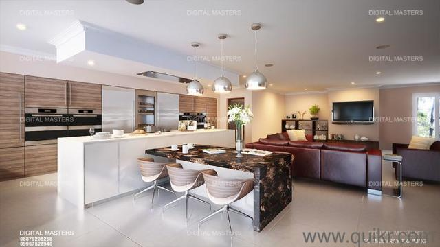 Vray 3d Realistic Animation Architectural Training In Bhopal
