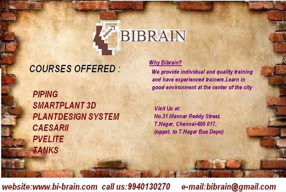Excellent Piping Design Course Fees In Chennai Computer Software Complete Home Design Collection Epsylindsey Bellcom