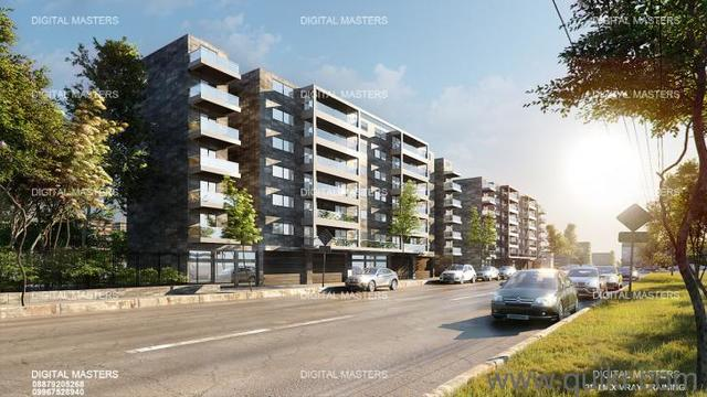 Vray Architectural Materials Rendering Courses Exterior