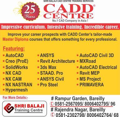 Cadd Centre Autocad Centre In Bareilly Software Training Interior Designing Computer Course In Rampur Garden Bareilly Click In