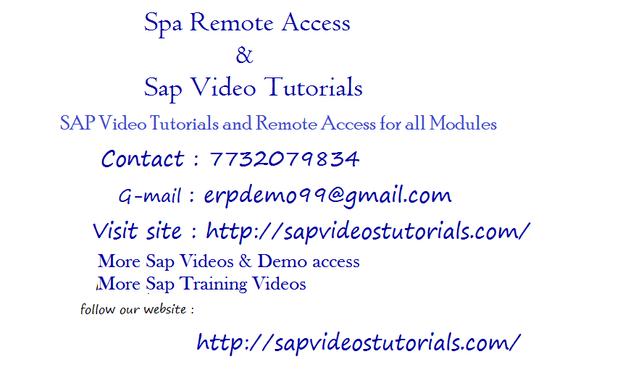 Sap S4hana 1610 Online Remote Access Warangal - Software