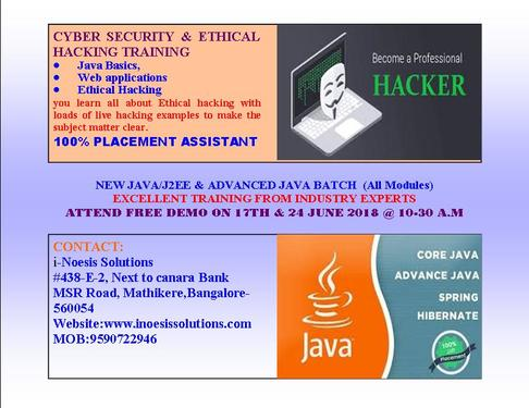 cyber security course in bangalore with placement