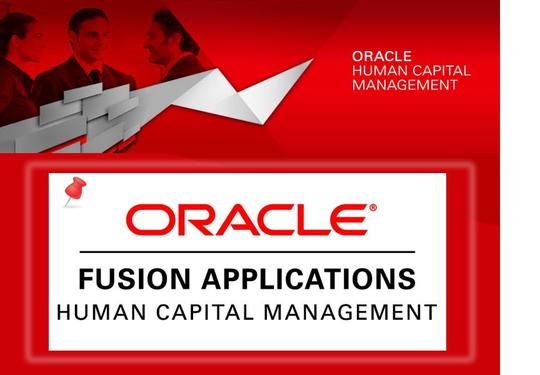 Oracle EBS HRMS And Fusion HCM Techno Functional Training - Software