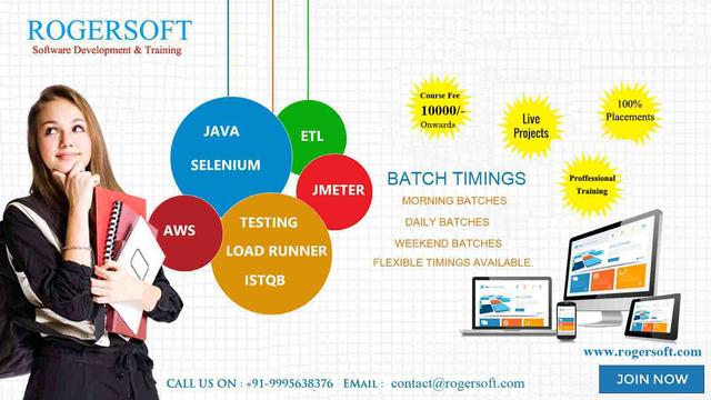 ROGERSOFT Software Development And Training Courses