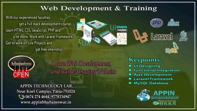 Web Design Course In Bhubaneswar Software Training Course In Patia Bhubaneswar Click In