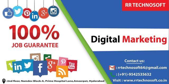 Best Digital Marketing Training Institute In Ameerpet - Computer