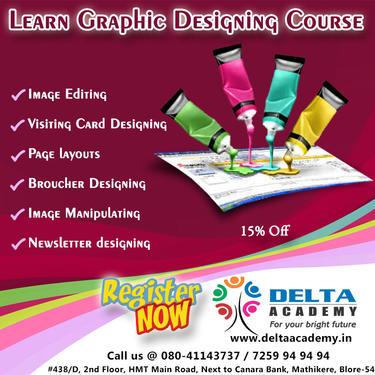 Graphic Design Training At Bangalore Mathikere
