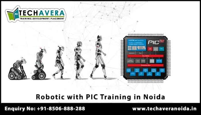 Best Robotics With PIC Microcontroller Training In Noida - Software