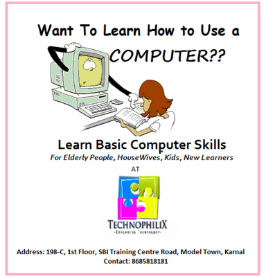 Computer Basics For Seniors: The Easy Way To Learn ...