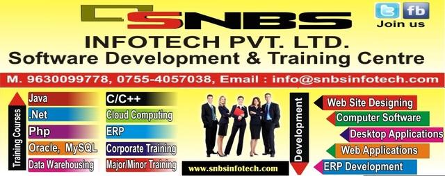 Bhopal Software Companies List - Software Training, Basic