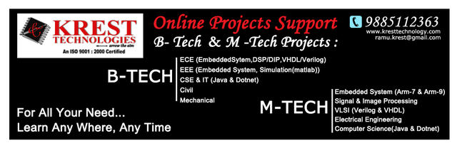 B-Tech & M-Tech Academic IEEE Live Projects In Hyderabad