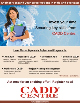 Join Cadd Centre Master Diploma Multiple Skills Course Animation Graphic Designing Interior Designing Computer Course In Vijayanagar Bangalore Click In