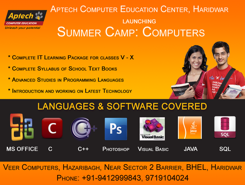 Computer training software training application programming course