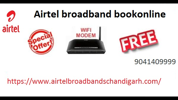 Get The Best Broadband Connection In Chandigarh - Computer