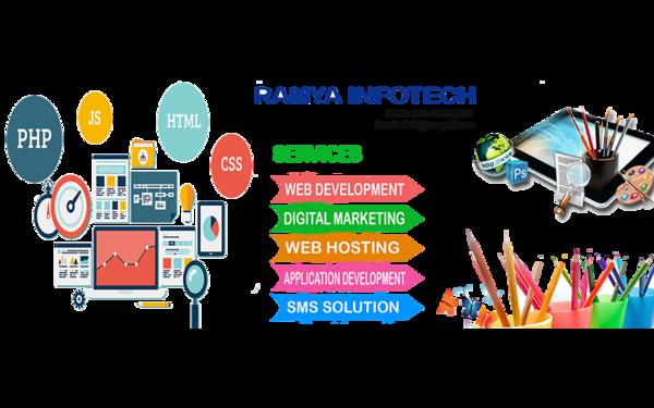 Website Design-development-digital Marketing Services In Hyd