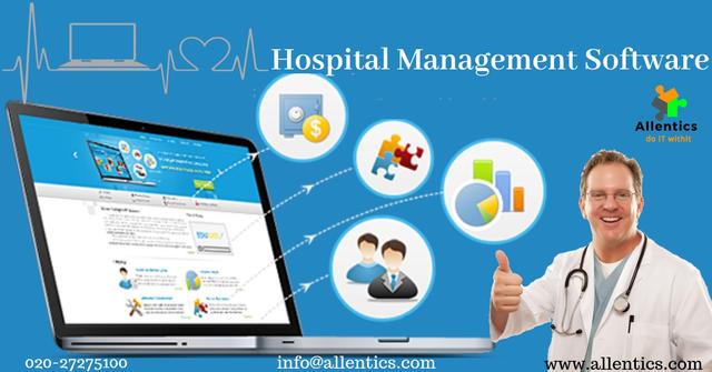 Hospital Management System Software - Computer & Webdesign Services