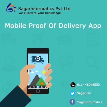 Pickup Tracking Software System - Sagar Informatics Pvt  Ltd