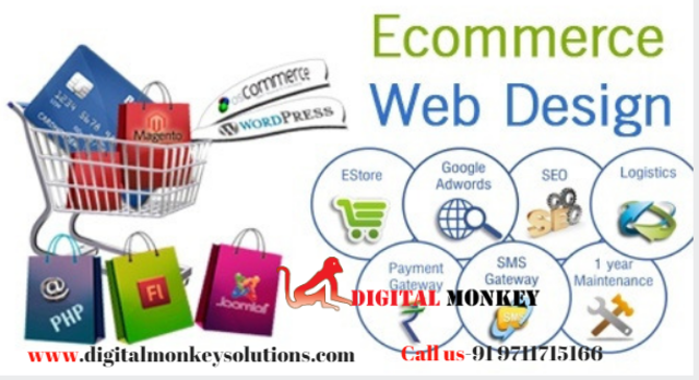 The Ecommerce Web Development Company Offers Comprehensive