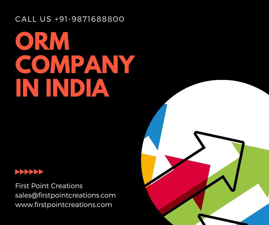 Orm Company In India 9871688800 - Computer & Webdesign Services In Delhi -  Click.in