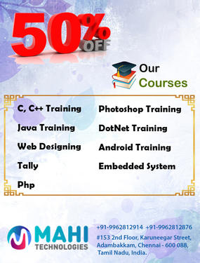 Best Android Development Training Institute In Adambakkam