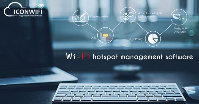 WiFi Hotspot Management And Billing Management Software - Computer