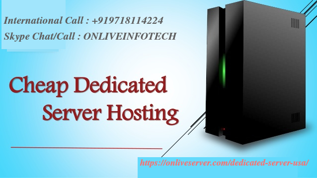 Onlive Server USA Dedicated Server Hosting Plans - Computer