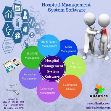 Hospital Billing System Software In Pune - Computer & Webdesign