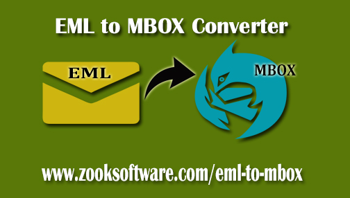 Zook EML To MBOX Converter - Computer & Webdesign Services