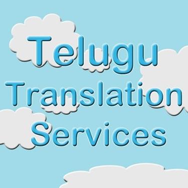BEST TRANSLATION COMPANY FOR TELUGU TRANSLATION IN INDIA