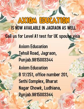 Ielts Life Skills Level A1 Esol Test Centre In Ludhiana