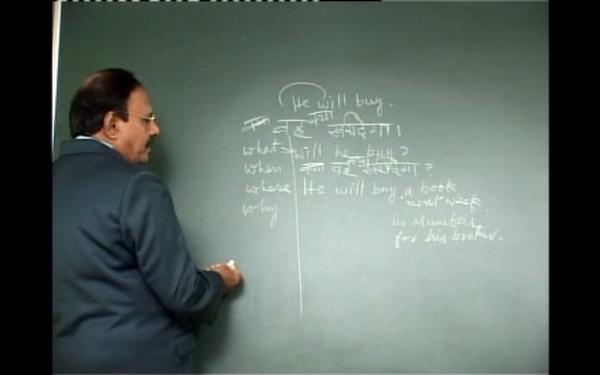 Spoken Hindi Through Tamil VCDs - Hindi Language Classes In T  Nagar