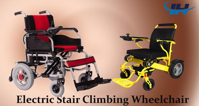 Stair Climbing WheelchairElectric Stair Climbing Wheelchair