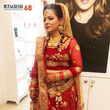 Professional Makeup Studio in Delhi