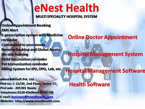Online Doctor Appointment In Noida | Hospital Management - Health