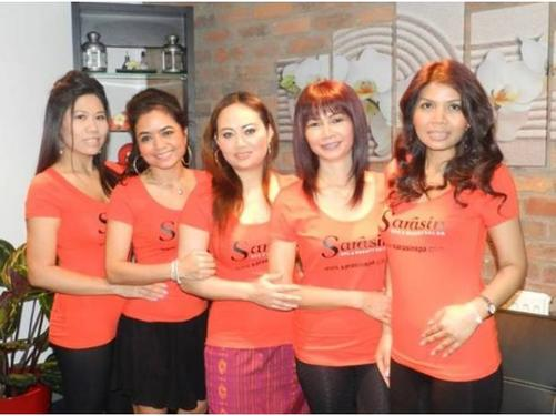 Luxury Thai Spa - Massage Special Relaxation - Body -2230