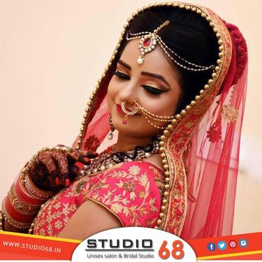 Makeup Salon in Dwarka Bridal Makeup Studio Delhi
