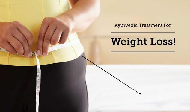Ayurvedic Treatment For Obesity In Kerala - Weight Loss