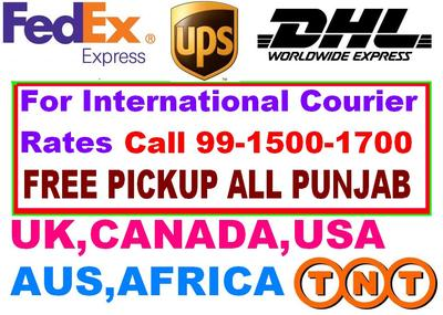 Call 9915014014 Dhl Courier Hoshiarpur To England,london