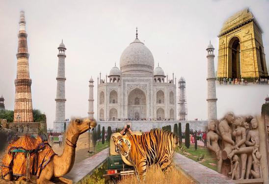 Golden Triangle Tour Delhi Agra Jaipur PKG Start 4999 Rs