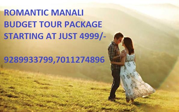 BUDGET MANALI BY VOLVO TOUR PACKAGE Hyderabad 05N 06D - Honeymoon