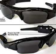 Hidden Sunglasses Camera Audio Video Recorder, used for sale  India